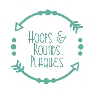 Hoops and Round Plaques